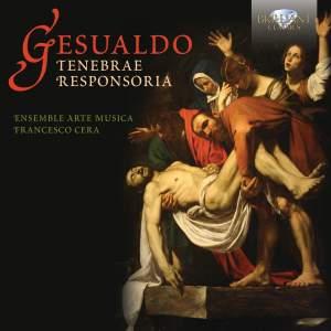 Gesualdo: Tenebrae Responsoria Product Image