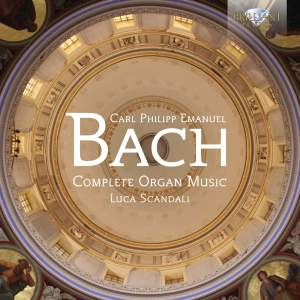 CPE Bach: Complete Organ Music Product Image