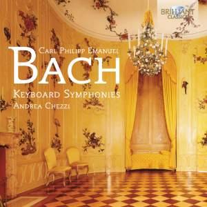 CPE Bach: Keyboard Symphonies