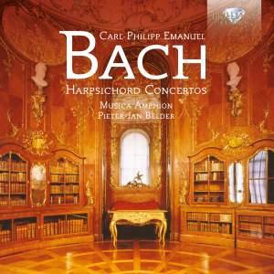 CPE Bach: Harpsichord Concertos