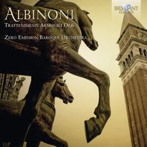 Albinoni: 12 Trattenimenti armonici per camera Op. 6