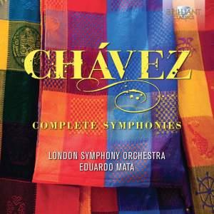 Chávez: Complete Symphonies