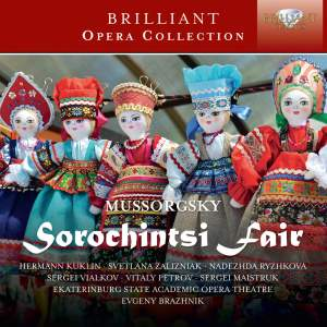 Mussorgsky: Sorochintsy Fair