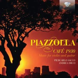 Piazzolla: Café 1930