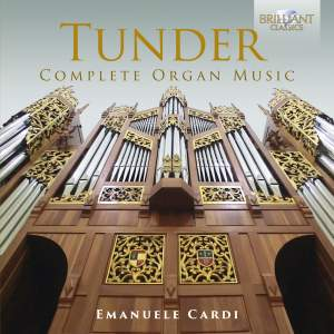 Tunder: Complete Organ Music Product Image