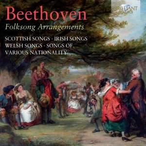 Beethoven: Folk Song Arrangements