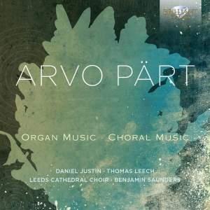 Pärt: Choral and Organ Music