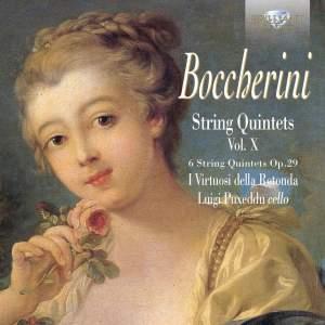 Boccherini - String Quintets Volume 10