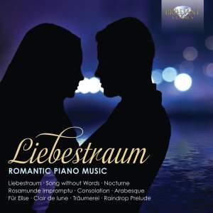 Liebestraum: Romantic Piano Music