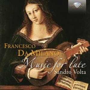 Da Milano: Music for Lute