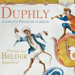 Duphly - Complete Pieces de Clavecin