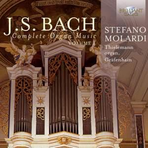 JS Bach: Complete Organ Music, Vol. 4