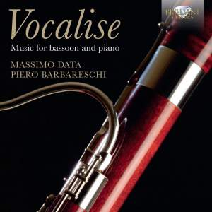 Vocalise, Music for bassoon and piano