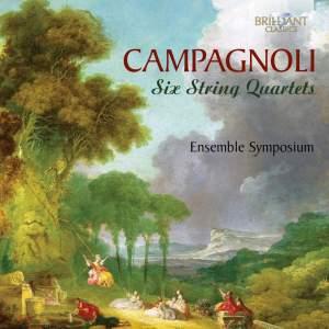 Campagnoli: Six String Quartets
