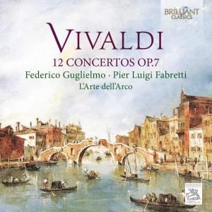 Vivaldi: Concertos (12) pour hautbois ou violin, Op. 7