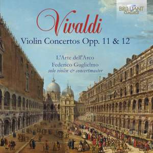 Vivaldi: Violin Concertos Opp. 11 & 12 Product Image