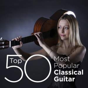 Top 50 Most Popular Classical Guitar Product Image