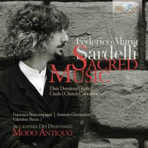 Sardelli: Sacred Music