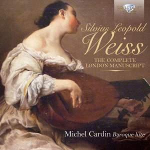 Weiss, S: London Manuscript Sonatas Nos.1‐26