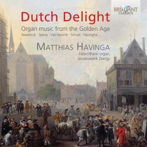 Dutch Delight: Organ Music from the golden age Product Image