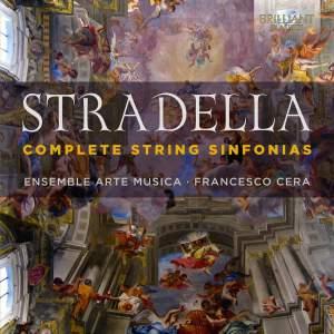 Stradella: String Sinfonias, Nos. 1‐9
