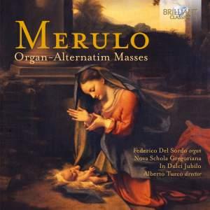 Merulo: Organ ‐ Alternatim Masses