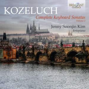 Kozeluch: Complete Keyboard Sonatas Vol.2