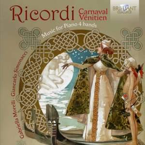 Ricordi: Carnaval Vénitien
