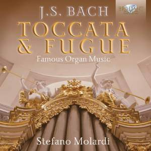 JS Bach: Toccata & Fugue