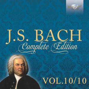 Bach: Complete Edition, Vol. 10/10
