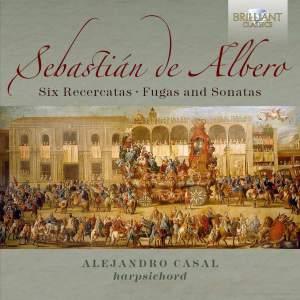 De Albero: Six Recercatas, Fugas and Sonatas