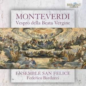 Monteverdi: Vespro della beata Vergine (1610)