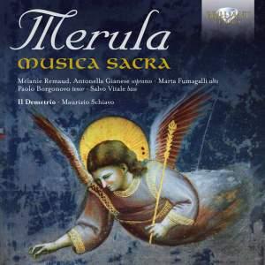 Merula: Musica Sacra Product Image