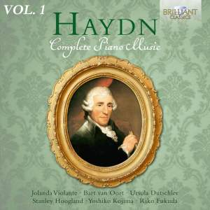 Haydn: Complete Piano Music