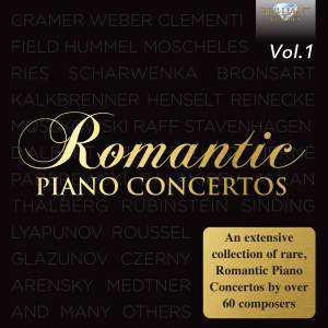 Romantic Piano Concertos Product Image