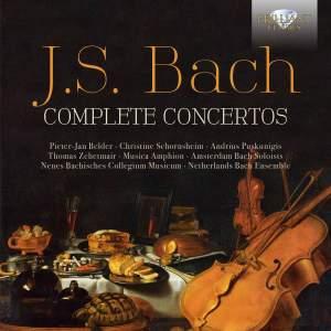 JS Bach: Complete Concertos