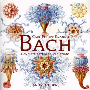 CPE Bach: Complete Keyboard Variations
