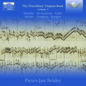 Fitzwilliam Virginal Book Volume 5 Product Image