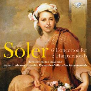 Soler, A: Concertos (6) for two harpsichords