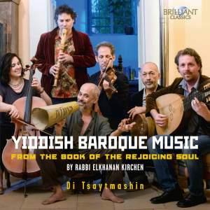 Yiddish Baroque Music Product Image