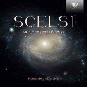 Scelsi: Music for Cello Solo Product Image
