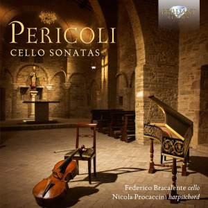 Pericoli: Cello Sonatas (6) Product Image