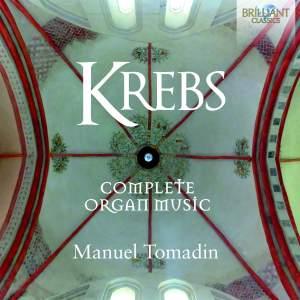 Krebs: Complete Organ Music Product Image