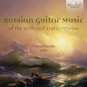 Russian Guitar Music of the 20th & 21st Centuries Product Image
