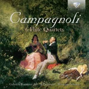 Campagnoli: 6 Flute Quartets Product Image