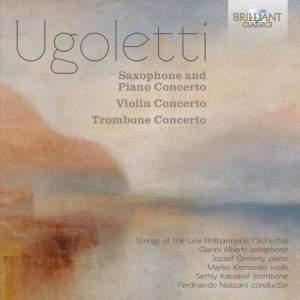 Ugoletti: Three Concertos
