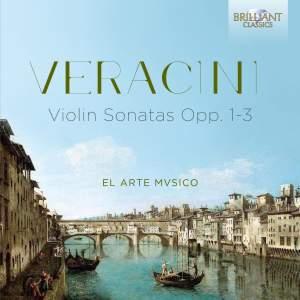 Veracini: Sonatas Opp. 1-3