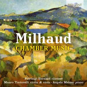 Milhaud: Chamber Music Product Image