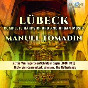 Lübeck: Complete Harpsichord And Organ Music