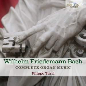 WF. Bach: Complete Organ Music
